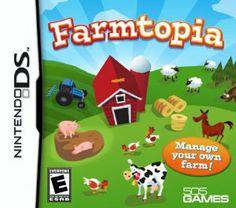 Amazon.com: Farmtopia - Nintendo DS: Video Games