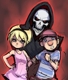 The Grim Adventures of Billy Mandy Cartoon As Anime, Cartoon Fan, Cartoon Shows, Girl Cartoon, Cartoon Characters, Anime Art, Cartoon Network Viejo, Old Cartoon Network, Billy Mandy