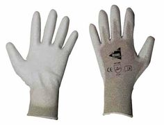 Gant polyuréthane antistatique - Code produit: 12124964 - Cliquez sur la photo pour voir la fiche produit