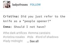 That is so Emma
