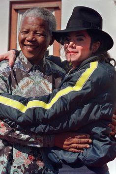 RIP MJ (2009) & NM (2013)