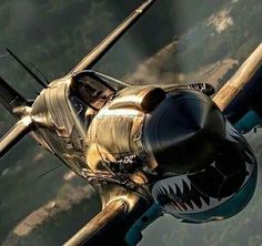 Awesome P-40
