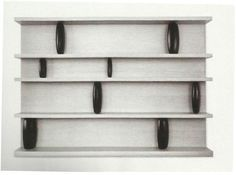 Christian Liaigre Galet Bookcase
