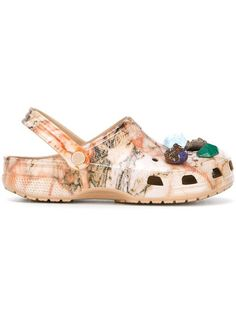 111d60a7b5c64b CHRISTOPHER KANE stone embellished Crocs clogs.  christopherkane  shoes   clogs