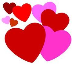 Resultado de imagen de Valentine Heart Clip Art