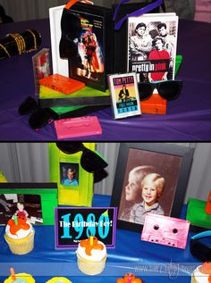 Ideas on how to have a Totally Awesome 80's Prom! I used this theme idea for my husbands 30th birthday and it was a hit!