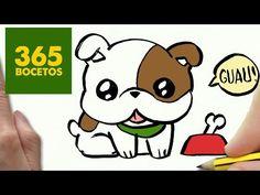 COMO DIBUJAR CERDO KAWAII PASO A PASO - Dibujos kawaii faciles - How to draw a PIG - YouTube
