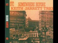 Keith Jarrett Trio - My Back Pages