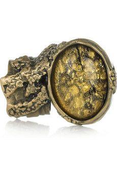 wish list- ysl arty ring