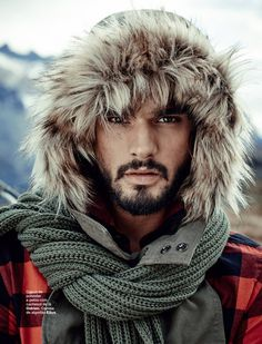 Marlon Teixeira for L'Officiel Hommes Brazil by Nicole Heiniger