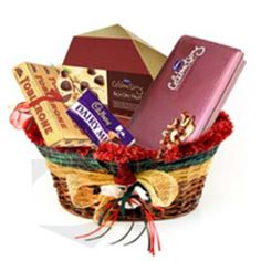 Send chocolate basket gifts to India with Ferns N Petals! The most perfect gifts for any occasion, for details, visit: http://www.fnp.com/chocolates
