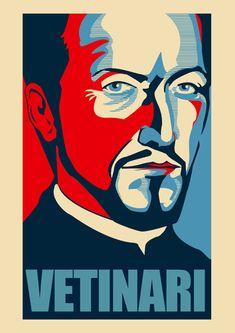 Vetinari Poster by funkydpression.deviantart.com on @deviantART