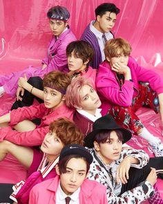 NCT 127 Cherry Bom (체리밤)