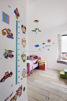 Eastern Mediterranean design encyclopedia of children's room 2016