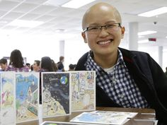 Hope Through Cards: After brush with cancer, teen turns to greeting cards : Suellen Semekoski, a certified art therapist and adjunct associate professor at School of the Art Institute of Chicago's graduate art therapy department, said art therapy can help anyone deal with any new life-changing event.