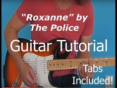 #80er,Andy Summers,#Hardrock #70er,#Hardrock #80er,Introduction,#Music (TV Genre),#New Wave (Musical Genre),#Red,Roxanne (Musical Recording),#Saarland,#Sound,Steward Copeland,Sting,#the #police,#The #Police (Musical Group) Roxanne by #The #Police – #Guitar Tutorial with #Tab - http://sound.saar.city/?p=33452