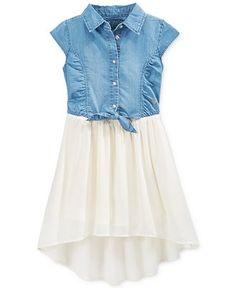 http://www1.macys.com/shop/product/guess-girls-denim-to-chiffon-tie-front-dress?ID=1774126