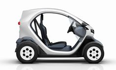 renault twizy-- electric car