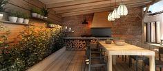 architektonicky navrh skrine na terasu - Hledat Googlem