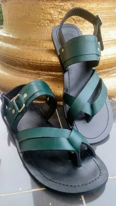 f382b3f27596 Strong and comfortable leather sandals built to fit our customers best need  for a footwear.
