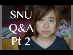 How I Pay for My Tuition, Muslims in Korea, and more! | Seoul National U...