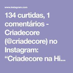 """134 curtidas, 1 comentários - Criadecore (@criadecore) no Instagram: """"Criadecore na High Design 2017. #design #highdesign #saopaulo #interiordesign"""" High Design, 1, Instagram, Interiors"""
