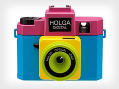 The popular Holga lo-fi camera is about to get a digital makeover. The Hong Kong-based company Holga Digital has unveiled a new digital camera system based