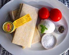 Yleensä parhaimmat ruokaoivallukset valmistuvat yksinkertaisista raaka-aineista.