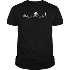 Awesome Tee Triathlon T shirts
