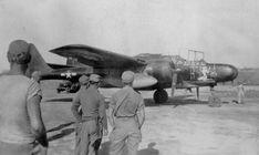 P-61 Black Widow on Iwo Jima.