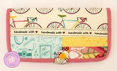 #cartera #monedero #patchwork #handmade