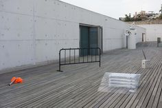 PUBLIC DOMAIN Borja Llobregat and Pau Sampera's work shown at MUSEU ES BALUARD, Palma de Mallorca. Pieces part of Arsenal, a curating project inside the Palma Photo Festival 2015.   July 2015.