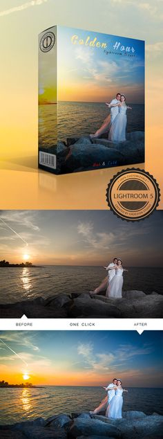 Golden Hour (Hot&Cold) Lightroom Preset — LRTemplate #clean #popup • Available here → https://graphicriver.net/item/golden-hour-hotcold-lightroom-preset/8613955?ref=pxcr