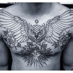 @lazerliz beautiful start to a new chest piece #ouch