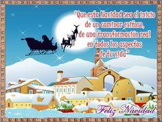 Frases Bonitas Para Facebook: Tarjetas De Navidad para Regalar