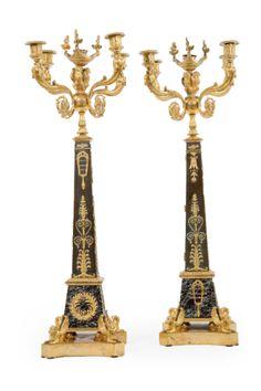 candlesticks/candelabra     sotheby's n08865lot66zzken