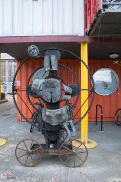 The Sculpture Park Newham, Abs, Home Appliances, Sculpture, House Appliances, Abdominal Muscles, Appliances, Sculpting, Sculptures