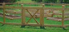 Garden-Fencing-decorative