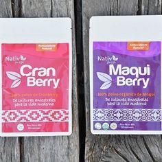 ¿Y si hacemos un versus de sabores quién crees que ganaría? #disfrutalonatural #nativforlife #cranberry #maquiberry #organicfood #maqui #natural #fruit #fruta #superfrutas