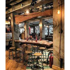 Cheers #fabriquehandmadefurniture #handmadefurniture #handmade #furniture #woodenfurniture #wood #woodworking #architecture #architect #archilovers #interiordesign #interiorarchitecture #design #designer #bar #restaurant #rustic #vintage #modern #reclaimedwood #recycledfurniture #ecofurniture #lebanon #lebanese #livelovelebanon #diy #beirut #art #inspiration #homedecor by fabriquehandmadefurniture #furniture