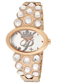 Paris Hilton Women's Princess White Crystal Silver Dial Stainless Steel discovered on Fantasy Shopper Beyond The Rack, Crystal Rose, Paris Hilton, Online Shopping Clothes, Gold Watch, Bracelet Watch, Branding Design, Jewelry Accessories, Gems