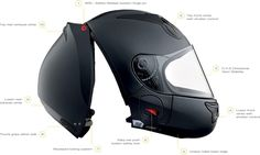 Vozz proposes a revolution in helmet design with the RS 1.0