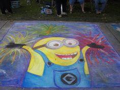 Sidewalk Chalk Art Contest - YMCA of Southwest Washington