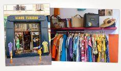 Lilou Vintage, la friperie, 1 Rue Pastoret, Marseille 6ème