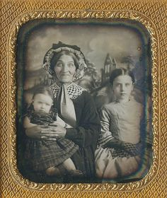Sometimes, one's good humor cannot help but shine through... Dennis A. Waters Fine Daguerreotypes: