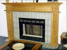 From start to finish Bridge Woodworks Mfg. can create any style mantel you desire or simply add any finishing detail to get the look you want.