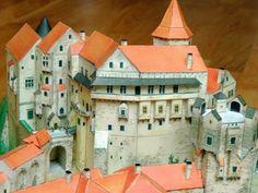 Pernstejn Castelo