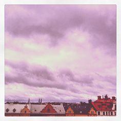 Beautiful morning, Sweden! http://instagr.am/p/KhNHdJFScX/