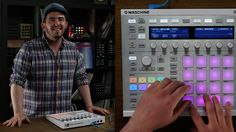 Watch finger drumming expert Coby Ashpis perform a new routine on a Maschine and then break it down in a companion tutorial video.