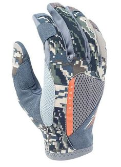 Other Hunting Clothing and Accs 159036: Sitka Gear Shooter Glove Open Country Camo Size Large 90153-Ob-L -> BUY IT NOW ONLY: $59 on eBay!
